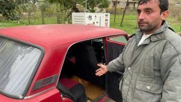 ŞOK: İşğaldan azad edilən əraziyə narkotik keçirmək istədi