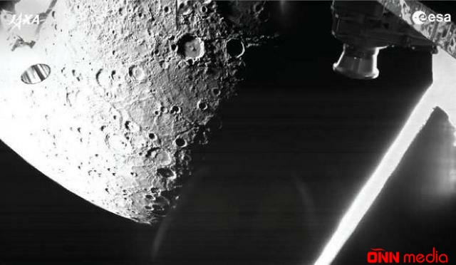 Merkuri planetinin İLK FOTO