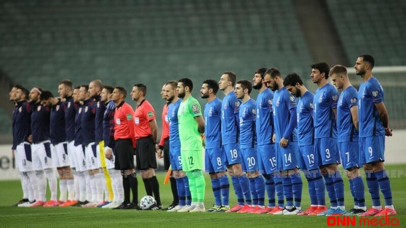 Serbiya və Azərbaycan yığmalarının start heyətləri açıqlandı