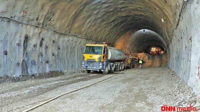 Murovdağ tuneli belə partladıldı – Video