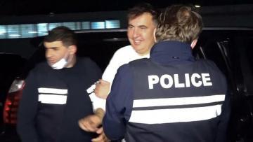 Saakaşvilinin xəstəxanaya yerləşdirilməsi tövsiyə olunur